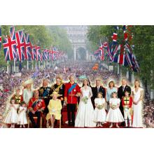ABD Seçimleri, Kraliyet düğünü...