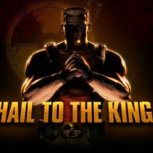 Kral bu sefer sağlam geliyor