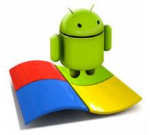 Windows 8'e Android dopingi!