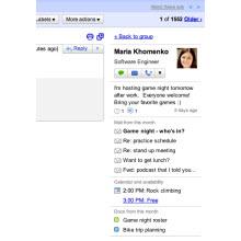 Google'dan Gmail'e yeni kişi işlevi!