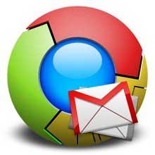 Chrome'un içine Gmail kaçtı!