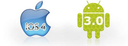 Tablet OS Savaşı! : Apple, Google'a karşı!