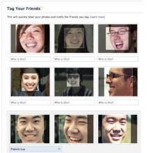 Facebook'dan 'yüz algılama' açıklaması!
