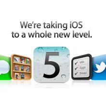 iOS 5'deki en iyi 5 yeni özellik!