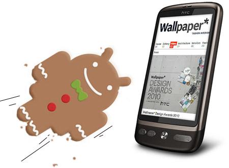 HTC'den Desire güncellemesi hakkında detaylar!