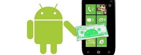 Microsoft'a Android'den aldığı para yetmedi!