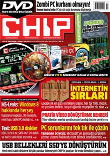 CHIP Temmuz 2011
