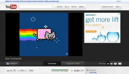 YouTube yeni ve siyah bir ara yüz deniyor!