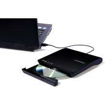 Samsung'dan ince ve taşınabilir DVD yazıcı!