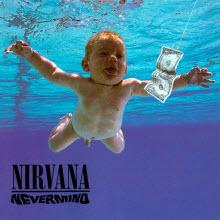Nirvana albüm kapağına Facebook yasağı kalktı!
