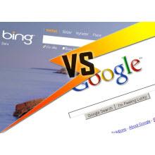 Arama verimliliğinde Bing, Google'ın önünde!