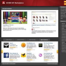 Tumblr, Adobe AIR, WebGL ve 3D CSS