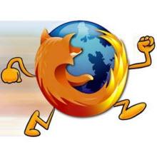 Windows 8 için özel Firefox!
