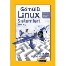 Gömülü Linux Sistemleri kitabı
