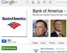 Google+'ta sahte sayfa alarmı