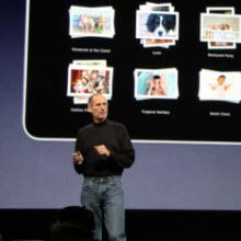 iPhone 5'te Steve Jobs izleri!