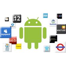 1 aydır Android Market'teler...