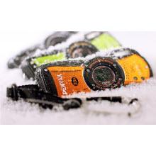 Kışa özel dayanaklı fotoğraf makinesi!