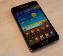 Galaxy Note fırtınası tam gaz!