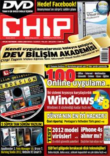 CHIP Ocak 2012