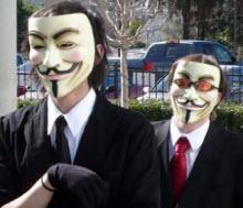 Anonymous'tan teknoloji devine tehdit!