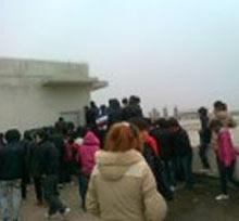 Çinlilerden korkunç intihar tehdit!