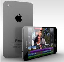 iPhone 5 böyle mi olacak