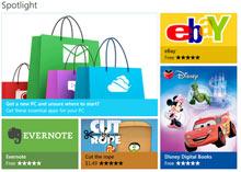 Mağaza ve Internet Explorer 10