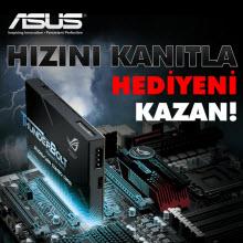 Asus'tan bilgisayar toplama etkiliği!