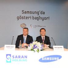 Samsung akıllı cihazlarına dev içerik!