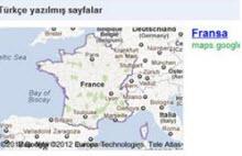 Google Maps'e büyük şok!