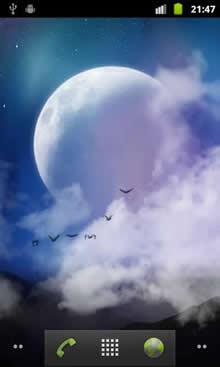 Mystic Night LWP