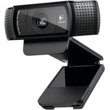 Logitech'ten 1080p web kamerası!