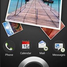 Resimlerle HTC'nin Sense 4.0'ı!