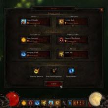 Diablo III'ün yetenek ve rune sistemi yenilendi!