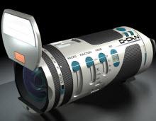 İşte geleceğin kamerası!
