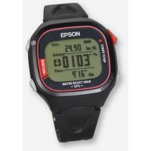 Epson'dan çok hafif GPS'li saat!