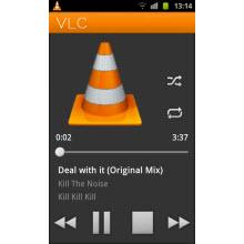 VLC'yi Android'de şimdiden deneyin!