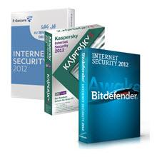 Ocak/Şubat 2012'nin en iyi güvenlik paketleri!