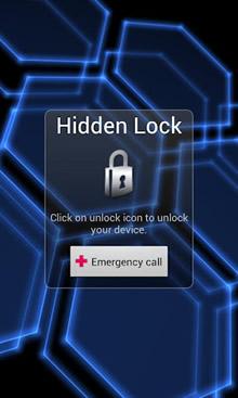 Hidden Lock Lite