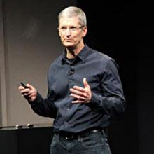 Apple sevgisi sınır tanımadı!