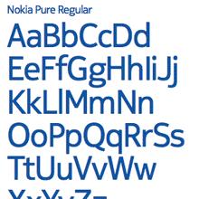 Nokia'nın yazıtipi Nokia Pure, ödül kazandı!