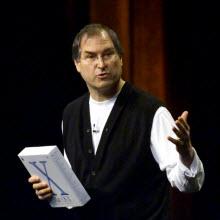 Steve Jobs'un aklından geçen işletim sistemi!
