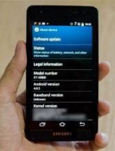 Galaxy S III'ün diğer özellikleri ve tasarımı
