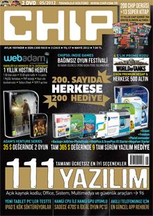 CHIP Mayıs 2012 - 200. SAYI ÖZEL