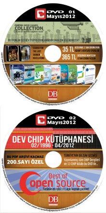 DVD Mayıs 2012
