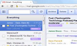 İnternetiniz olmasa da Gmail'iniz var!