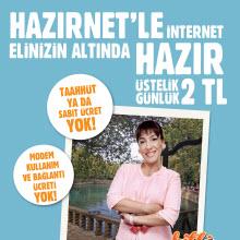 TTNet'ten yeni paket: HAZIRNET