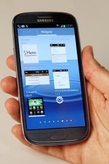 Galaxy S III ile gelen yeni özellikler