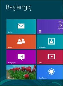 Adım adım Windows 8 Türkçe kurulumu